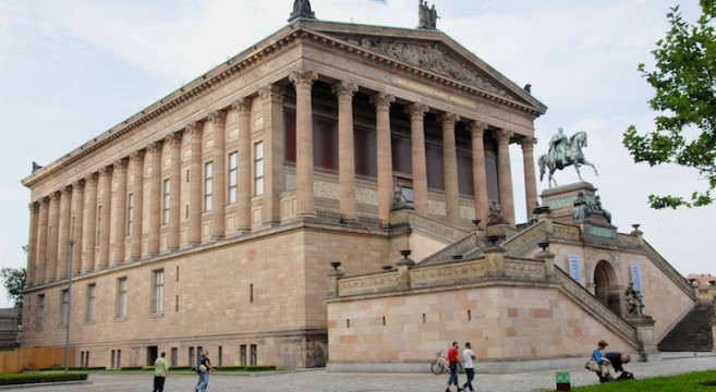 Alte Nationalgalerie berlin unesco