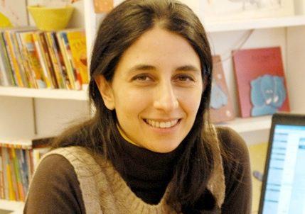 Mariela Nagle mundo azul libreria española berlin