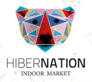 Hibernation flyer berlin mercadillo