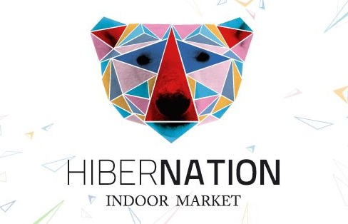 Hibernation flyer berlin mercadillo