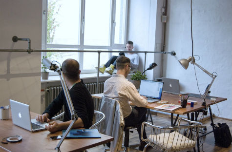 Coworking spaces en Berlin esdip friedrichshain betahaus wostel 13 imprescindibles de Berlin