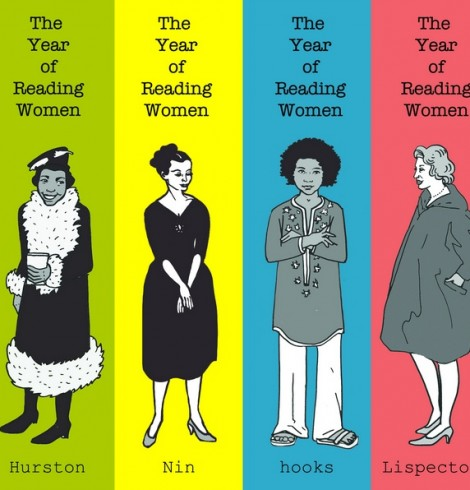 The year of reading women