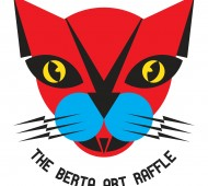 LOGO-THE BERTA ART RAFFLE