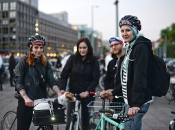 RIDE OF SILENCE - Berlin 2015