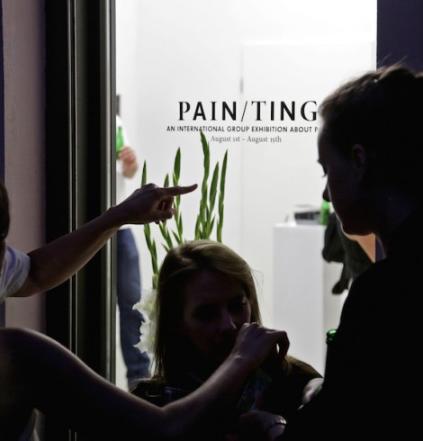 Pain/ting vernissage