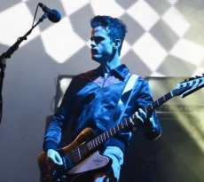Jared Followill, el bajista de Kings of Leon de rostro perfecto