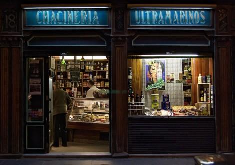 Tiendas de productos españoles en Berlín.