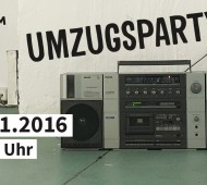 Umzugsparty - foto promo