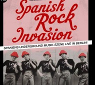spanish rock invasion 2017 berlin
