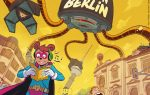 Comic Invasion Berlin 2018 comics festival ilustradores