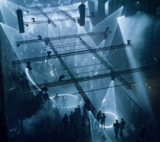 Berlin Atonal 2018 review Sasa Yagüe miss sasa DJ