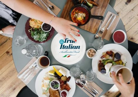 72h True Italian Food en Berlin