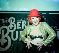 Berlin Burlesque Week 2019 - Virginia De 17