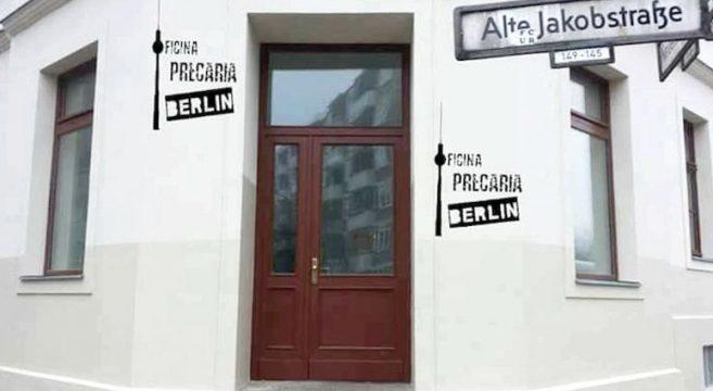 Oficina Precaria Berlin Ayuda en español Berlin laboral social consultas gratuitas