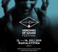 heroines of sound festival 2019 berlin