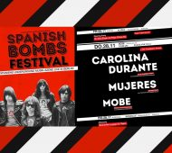 Spanish Bombs Festival Berlin 2019