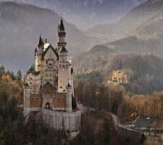 Castillos en Alemania - Neuschwanstein ruta excursion