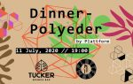 Dinner - Polyeder by Plattform // Menu 3-Steps berlin