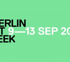 Berlin Art Week 2020