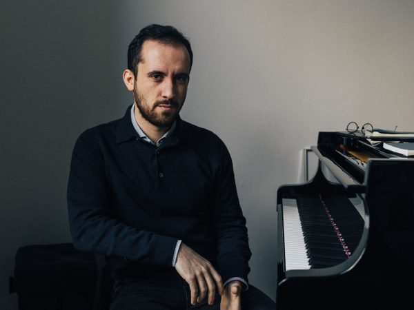 El pianista Igor Levit. Foto: Robbie Lawrence / Berliner Festspiele