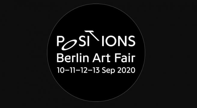 Positions Berlin 2020 Logo Tempelhof art week