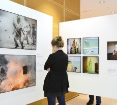 World Press Photo 2017 en Willy-Brandt-Haus