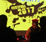 Veronica Mota aka Cubop - Reclaim the Beats 2017 Berlin