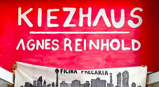 Oficina Precaria Berlin - consultas y asesoria gratis Kiezhaus